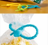 Q Knot Reusable Universal Ties