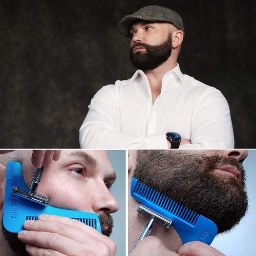 The Beard Bro Beard Shaping Tool