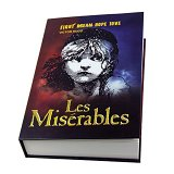 Les Miserables Book Safe Pride and Prejudice Book Safe Alice in Wonderland Book Safe The Real Book Safe