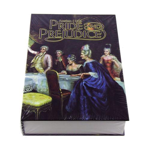 Les Miserables Book Safe Pride and Prejudice Book Safe Alice in Wonderland Book Safe The Real Book Safe