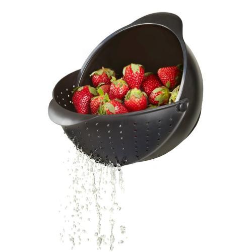 Rinse Bowl & Strainer