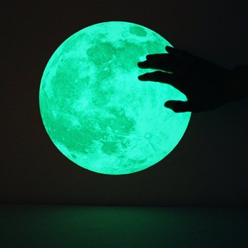 Moonlight Wall Sticker Free Shipping