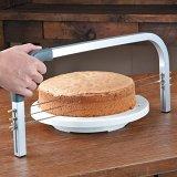 Professional Adjustable Cake Leveler Slicer