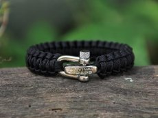 Survival Straps Light Duty Survival Bracelet