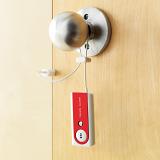 Motion Sensitive Portable Travel Alarm