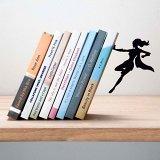 Supergal Bookend by Artori Design