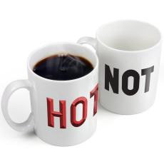 Not Hot Heat Sensitive Mug