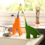 Animal Toothbrush Holders for Kids