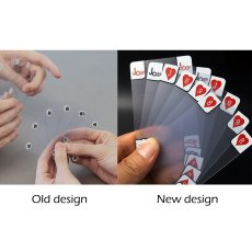 Transparent Playing Cards