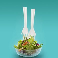 Idle Hands Salad Servers