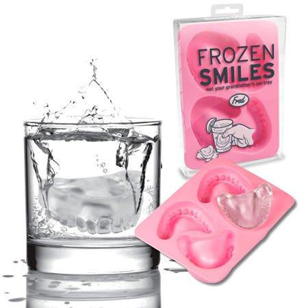 Frozen Smile Ice Cube Tray
