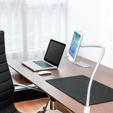 Gooseneck Lazy Mount for Smartphones and Tablets