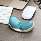 Memory Foam Wrist Mouse Pad