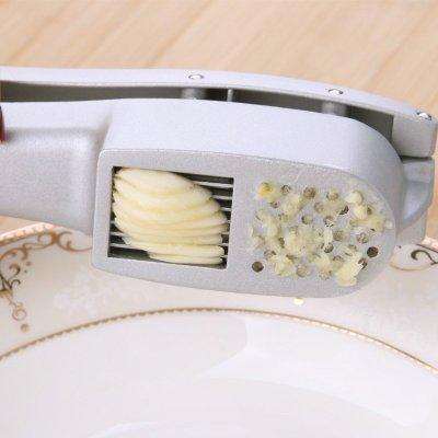 Garlic Press & Slicer