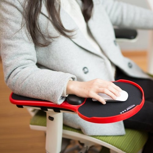 Human Engineering Arm Rest Mouse Pad