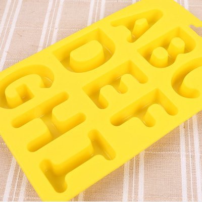 Letters Ice Cube Trays