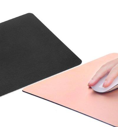Luxury Aluminum Mouse Pad