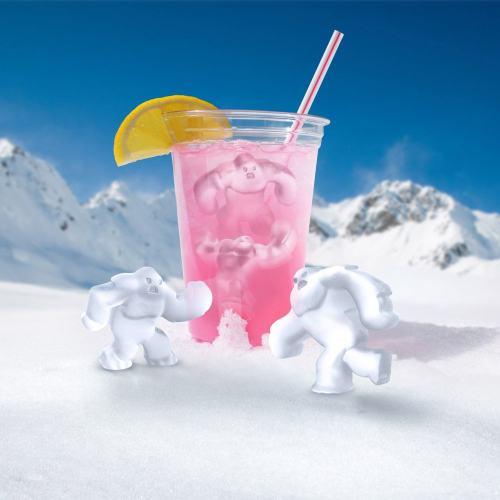 Abominable Ice Men Ice Tray