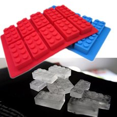 Bricks Ice Cube Trays