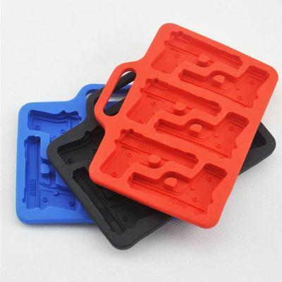 Freeze! Handgun Ice Tray