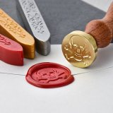 Skull and Crossbones Wax Seal