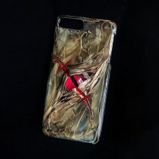 Monster's Scar Eyes iPhone Case