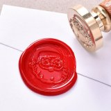 Santa Claus Wax Seal Kit