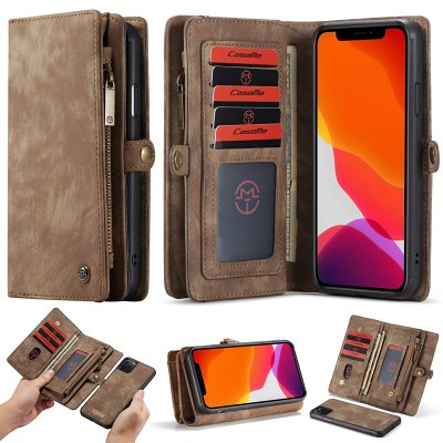 High Capacity Card iPhone Wallet Case