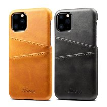 Leather iPhone 11/12 Card Case