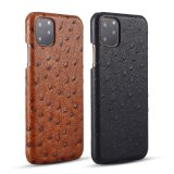 Ostrich Skin iPhone 11 Case