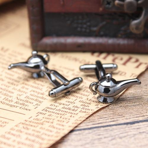 Aladdin and the Enchanted Lamp Cufflinks