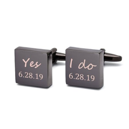 Yes I Do Cufflinks