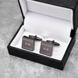 Longitude and Latitude Cufflinks