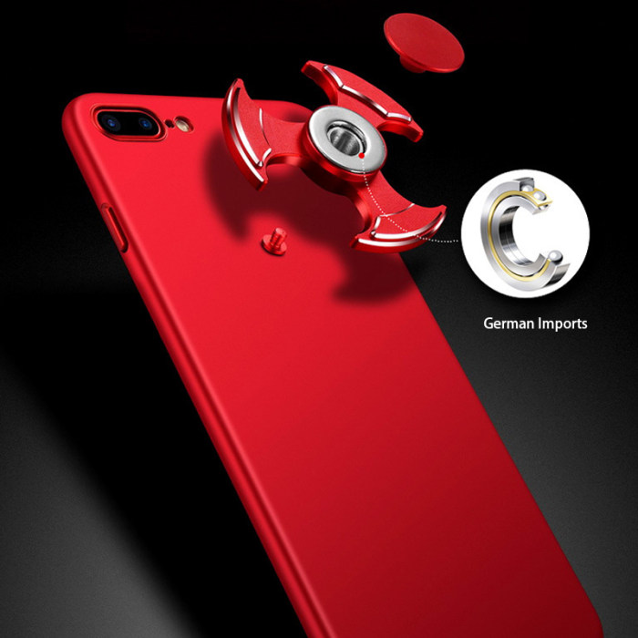 Clearance Fidget Spinner iPhone Case