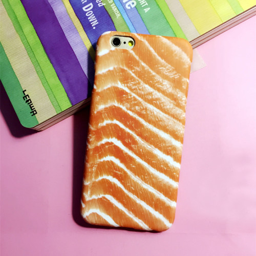 Clearance Salmon iPhone Case