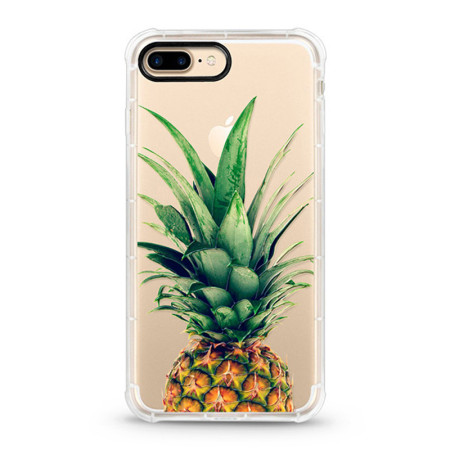 Anti-Shock Pineapple iPhone Case