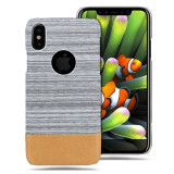 Clearance Canvas iPhone X XS Case