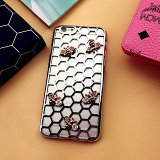 Clearance 3D Bee Honeycomb iPhone Case for 5/5S/SE