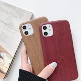 Soft Wood Grain iPhone Case