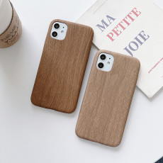 Soft Wood Grain iPhone Case