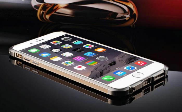 Clearance Alloy iPhone Bumper Case Mirror Case