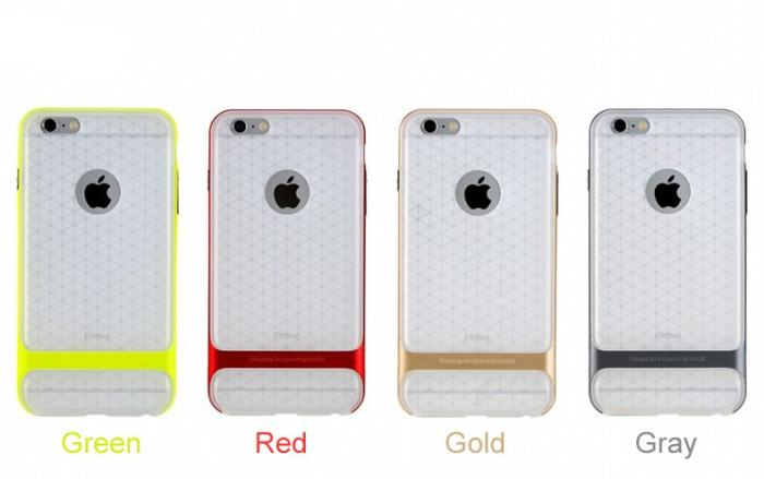 Clearance Double Layer Protective iPhone 6 6+ Case
