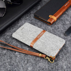 Clearance Flax Fiber iPhone Wallet Case