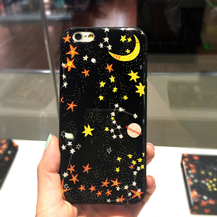 Clearance Sales Galaxy Star Night iPhone Case