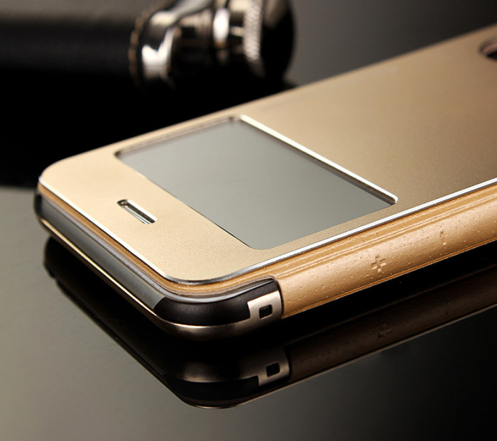 Clearance Aluminum iPhone Wallet Case
