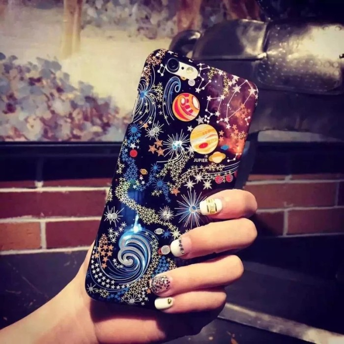 Clearance Sales Galaxy Starry Night iPhone Case