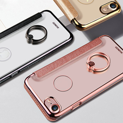 Clearance Smart Ring iPhone Wallet Case