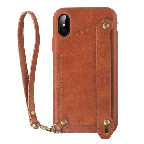 Clearance Leather Belt iPhone Card Case