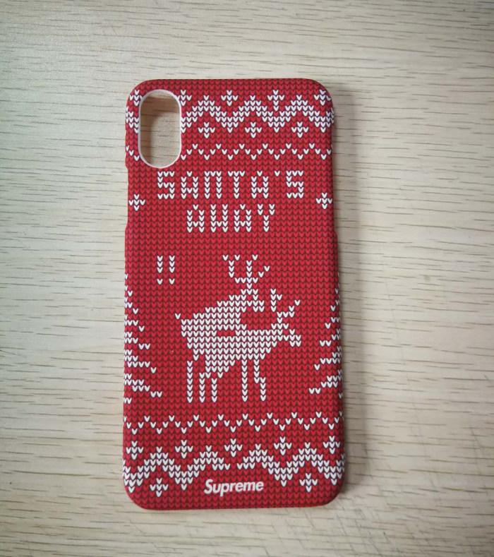 Santa's Away iPhone X Case