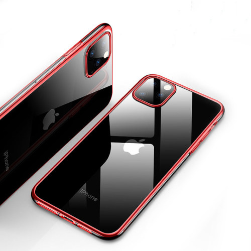 Luxury Platted Edge iPhone Case